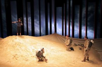 『Sables & Soldats』 2009年