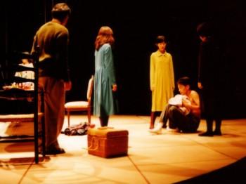 第6回青年団プロデュース公演 『マッチ売りの少女たち』(1997年)
