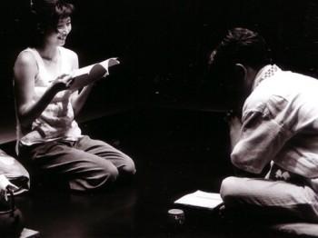 第2回青年団プロデュース公演 『走りながら眠れ』(1992年)