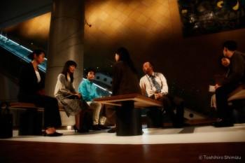 「東京ノート」(2009年11月、大阪)画像