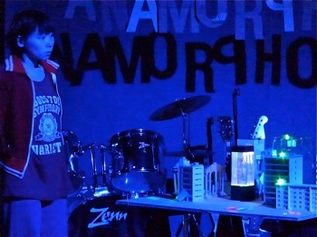 『Anamorphosis アナモルフォーシス』舞台写真