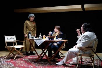 『ヤルタ会談』舞台写真