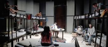 『冒険王』(2001-2002年 こまばアゴラ劇場)©青木 司