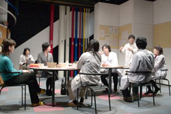 青年団若手公演『北限の猿』 (2005)