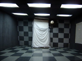 『不眠症』舞台写真