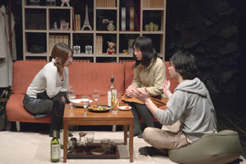 『革命日記』2008年©青木司