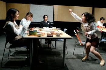 『忠臣蔵・OL編』舞台写真