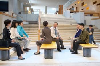 新国立劇場特設会場(2010) ©青木司
