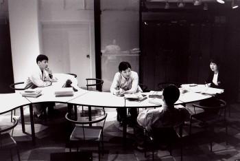 1997年5月 青年団第33回公演 ©斎田創