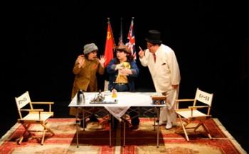 『ヤルタ会談』ジュネーブ公演(2009年)