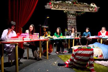 『サンタクロース会議 アダルト編』(2008.12) ©青木司