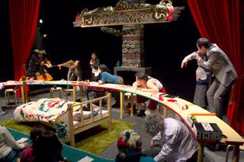『サンタクロース会議』(2008.12) ©青木司