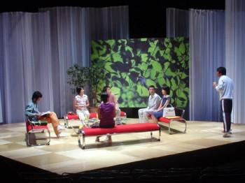 『S高原から』舞台写真