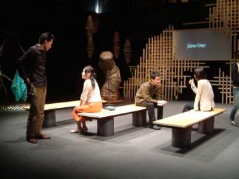 『東京ノート』クアラルンプール公演(KLPAC) 2006.6