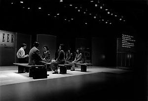 NY公演(ジャパン・ソサエティ)2000.10 (c)青木司