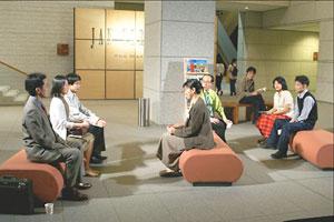 東京公演(東京都現代美術館)2002.11 (c)青木司