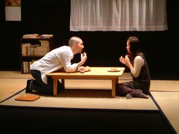 『隣にいても一人 関西編』 (2008.1)