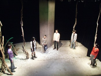 青年団リンク 二騎の会『五月の桜』(2007)